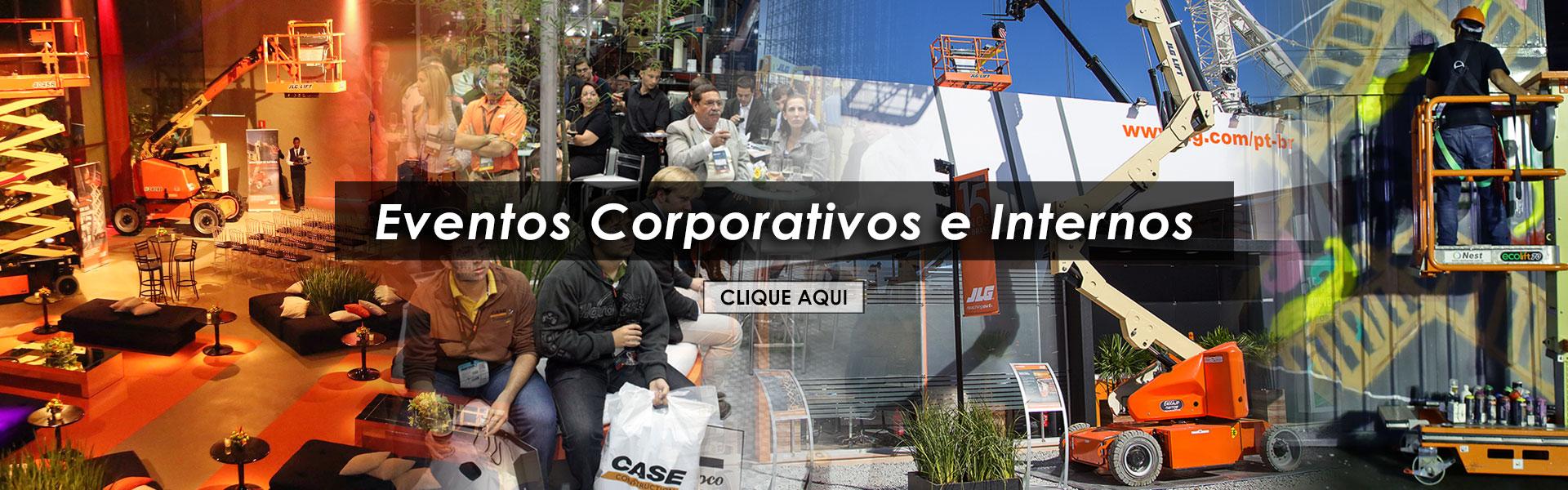 Eventos Corporativos e Internos