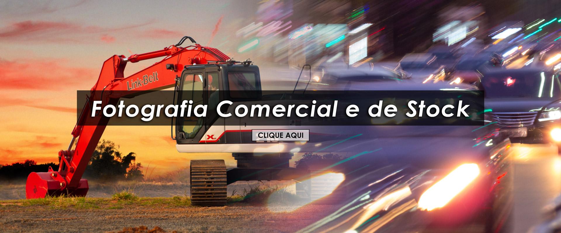 Fotografia Comercial e Stock